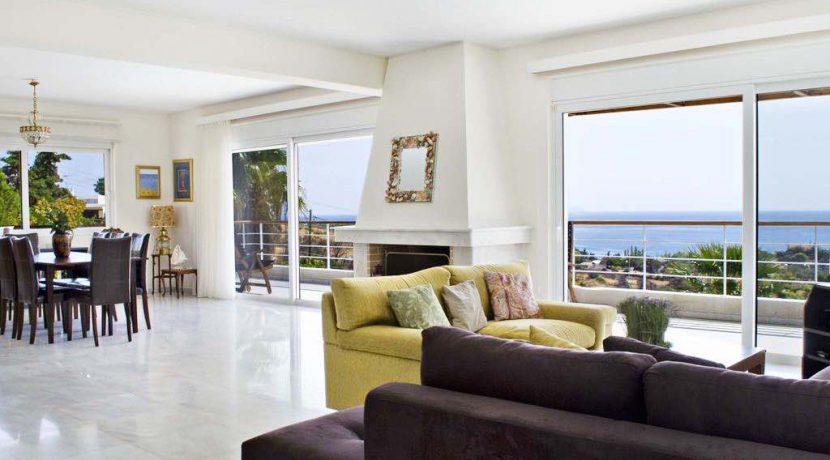 Villa with Pool near the sea Attica , Sounio 16