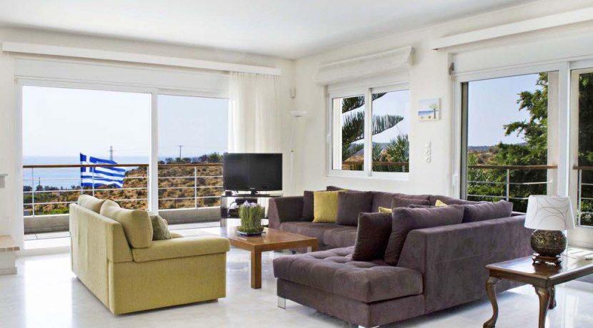 Villa with Pool near the sea Attica , Sounio 7