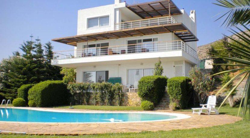 Villa with Pool near the sea Attica , Sounio 8
