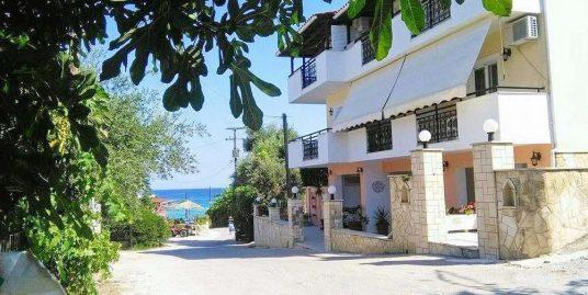 Hotel Near the Sea at Zante, 10 Apartments, 50m from the Sea