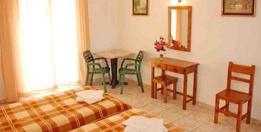 Hotel At Zakynthos Near The Sea 7 Rooms Greek Exclusive