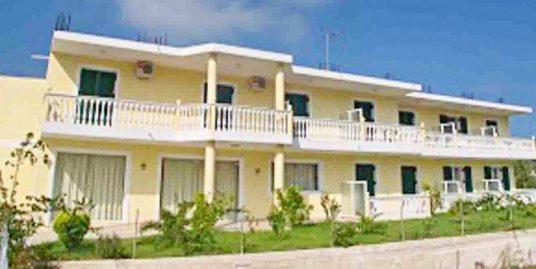 Hotel at Zakynthos near the Sea, 7 Rooms