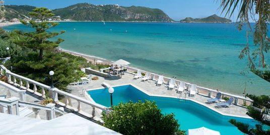 Villa direct on the beach Corfu -Agios Georgios beach