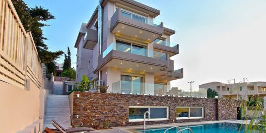 8 bedroom luxury Villa for sale in Anavyssos, Athens