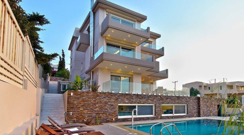 8 bedroom luxury Villa for sale in Anavyssos, Athens. Luxury Villas in Athens, Luxury Estates in Athens, Luxury Real Estate in Athens.