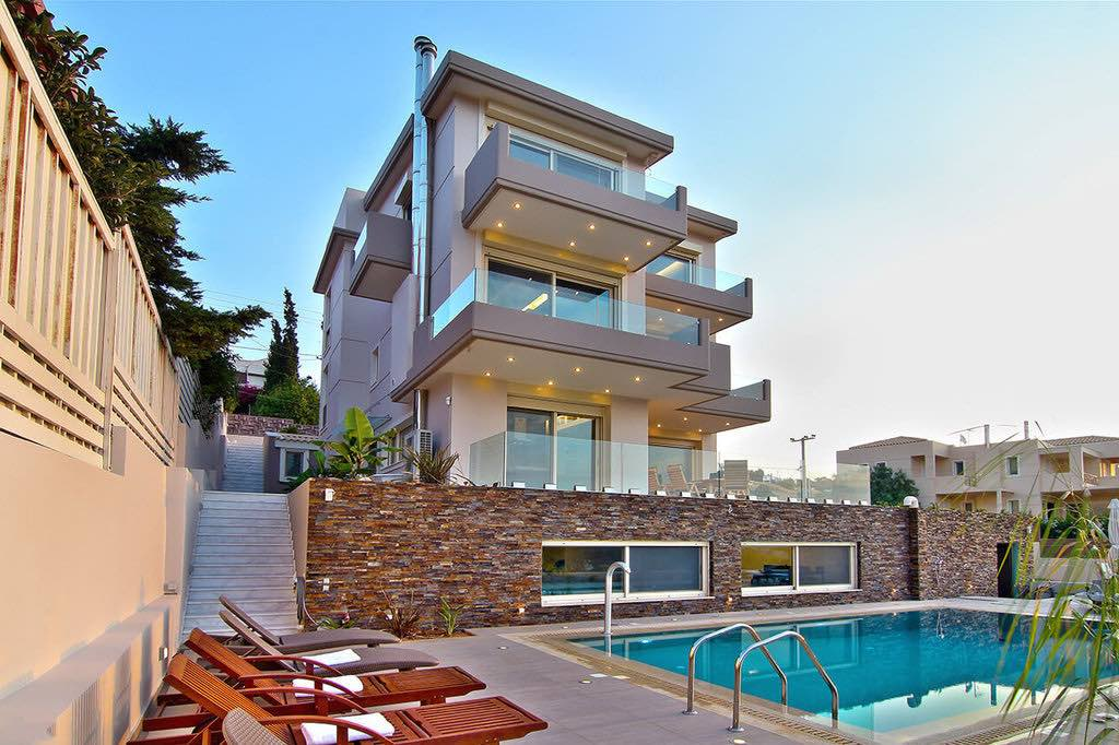 8 bedroom luxury Villa for sale in Anavyssos, Athens