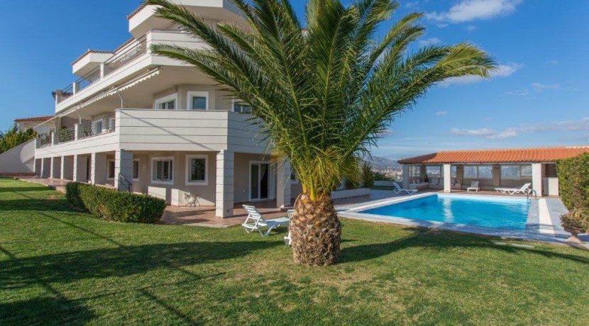 6 bedroom luxury Villa for sale in Lagonissi, Athens, Attica, Top villas, Real Estate Greece, Property in Greece