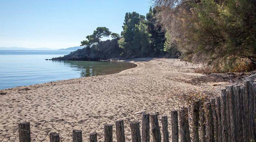 sea front Villa Halkidiki 9