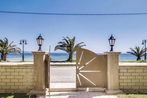 Luxury Maisonette on the Beach in Halkidiki. Halkidiki Seafront Property, Potidea 11