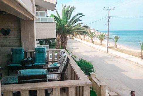 Luxury Maisonette on the Beach in Halkidiki. Halkidiki Seafront Property, Potidea 6