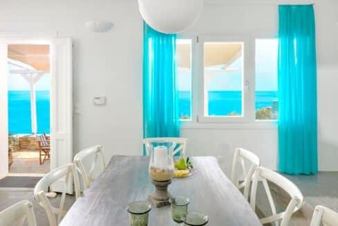 Luxury Seafront Villa , Ios Cyclades. Cyclades Luxury Villas for Sale 11