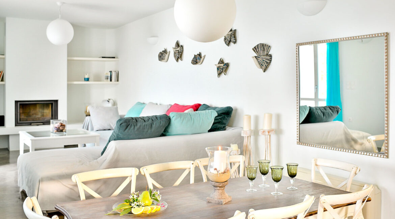 Luxury Seafront Villa , Ios Cyclades. Cyclades Luxury Villas for Sale 13