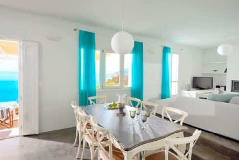 Luxury Seafront Villa , Ios Cyclades. Cyclades Luxury Villas for Sale 14