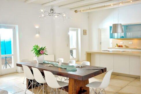 Luxury Seafront Villa , Ios Cyclades. Cyclades Luxury Villas for Sale 19