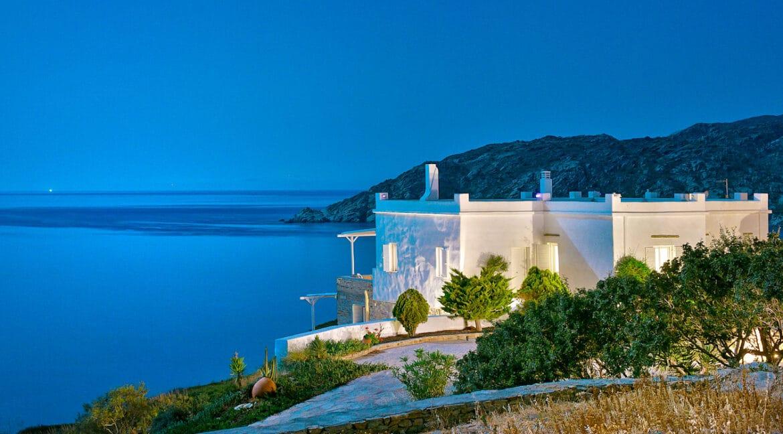 Luxury Seafront Villa , Ios Cyclades. Cyclades Luxury Villas for Sale 5