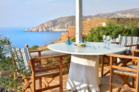 Luxury Seafront Villa , Ios Cyclades. Cyclades Luxury Villas for Sale 6