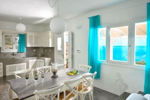 Luxury Seafront Villa , Ios Cyclades. Cyclades Luxury Villas for Sale 7