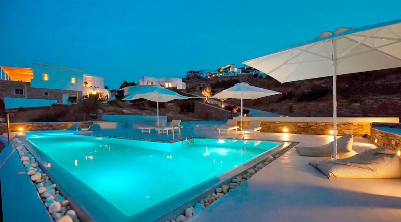Luxury Seafront Villa , Ios Cyclades. Cyclades Luxury Villas for Sale 8