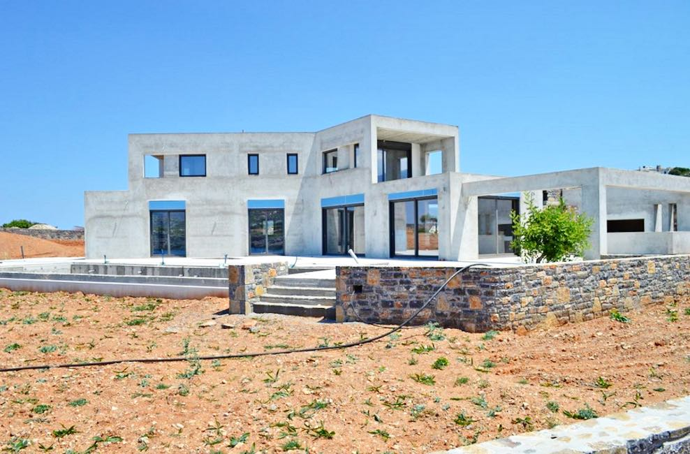 Crete Sea Villa Buy