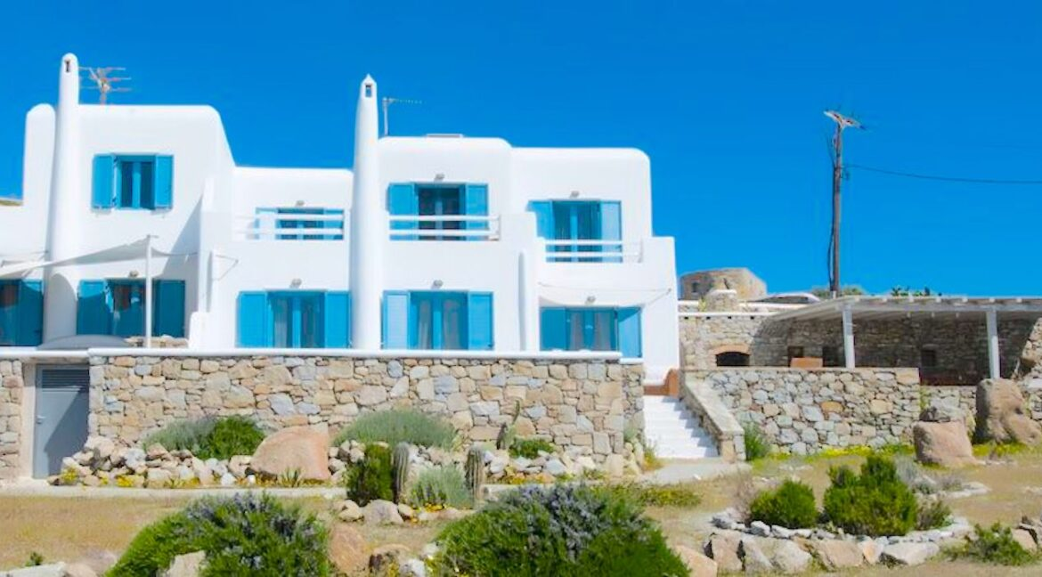 Mykonos Properties, Villas for Sale Mykonos Greece