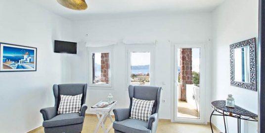 Hotel for Sale Santorini Akrotiri with Caldera View