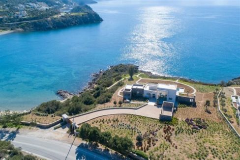 Seafront Luxury Top Villa in Agios Nikolaos, Luxury Estate, Property in Greece, Top Villas,