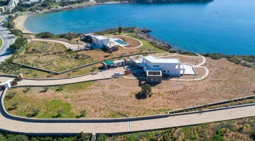 Seafront Luxury Villa in Crete, Agios Nikolaos for sale 18