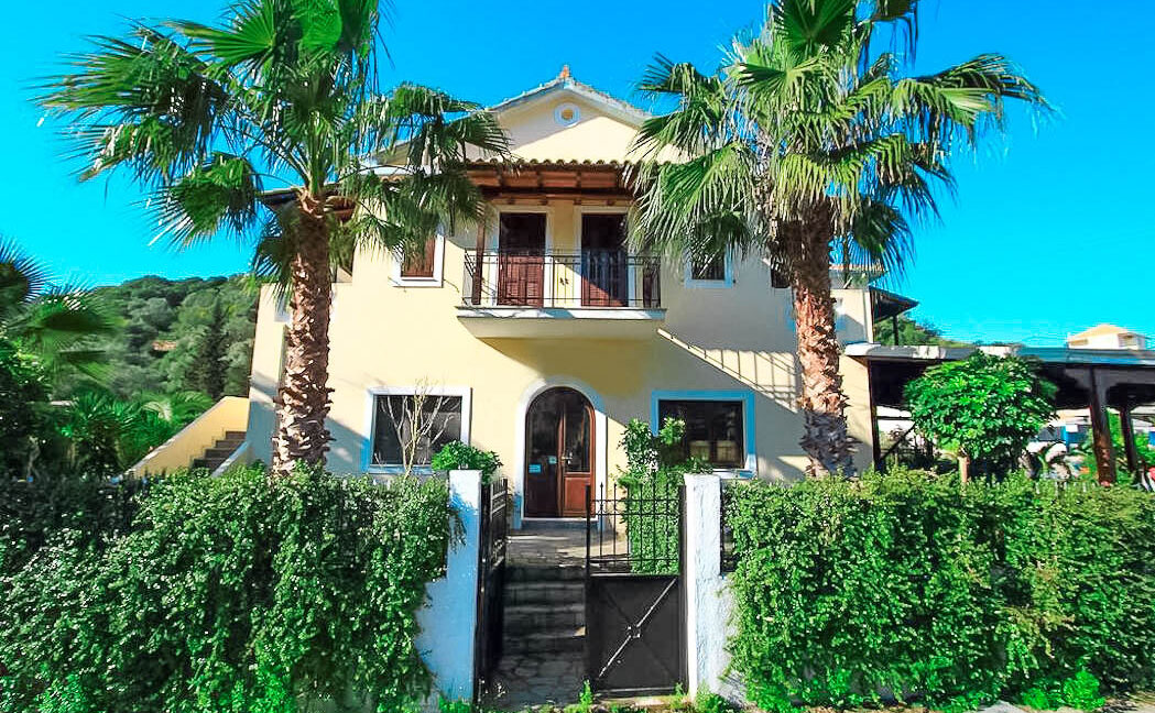 Seafront Villa for Sale at Ionio, Lefkada