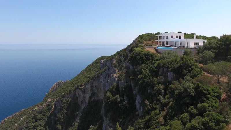 Waterfront villa Corfu 13
