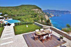 Waterfront villa Corfu 15