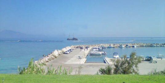 Seafront Land near Marina, Ideal to Build a Villa, Zante