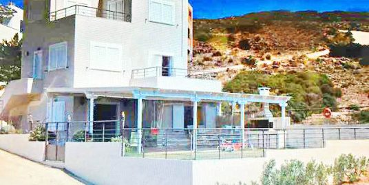 1st at The Sea Detached House, Sounio Attica