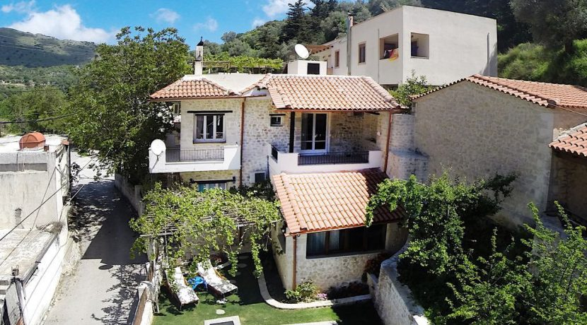 villa at rethymno crete greece for sale 10