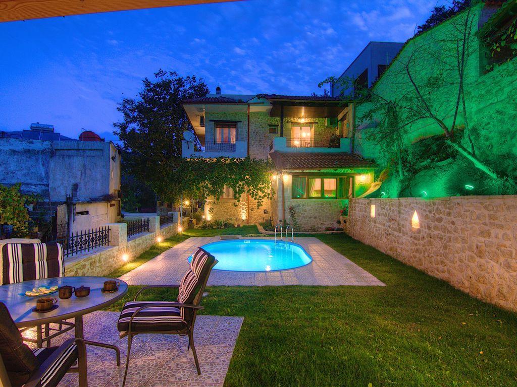 6 Bedroom Villa at Rethymno Crete