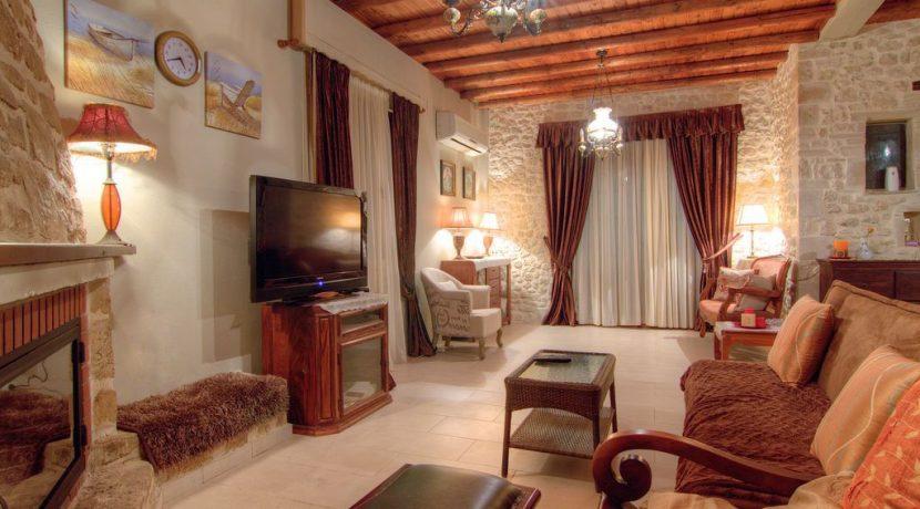villa at rethymno crete greece for sale 4