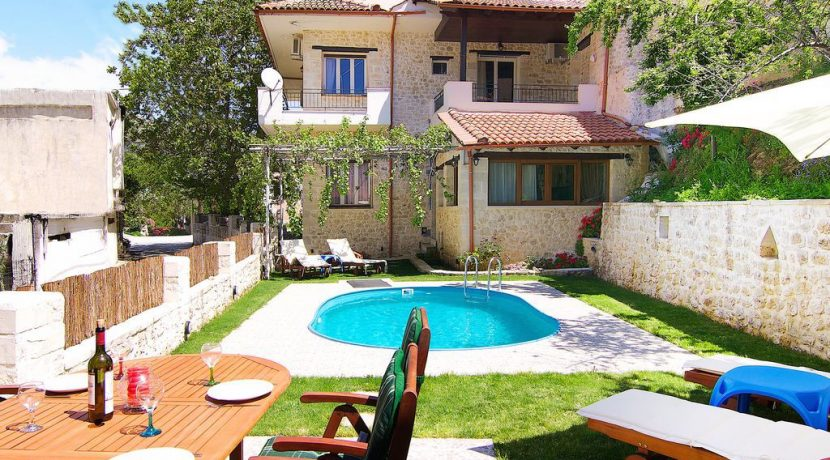 villa at rethymno crete greece for sale 9