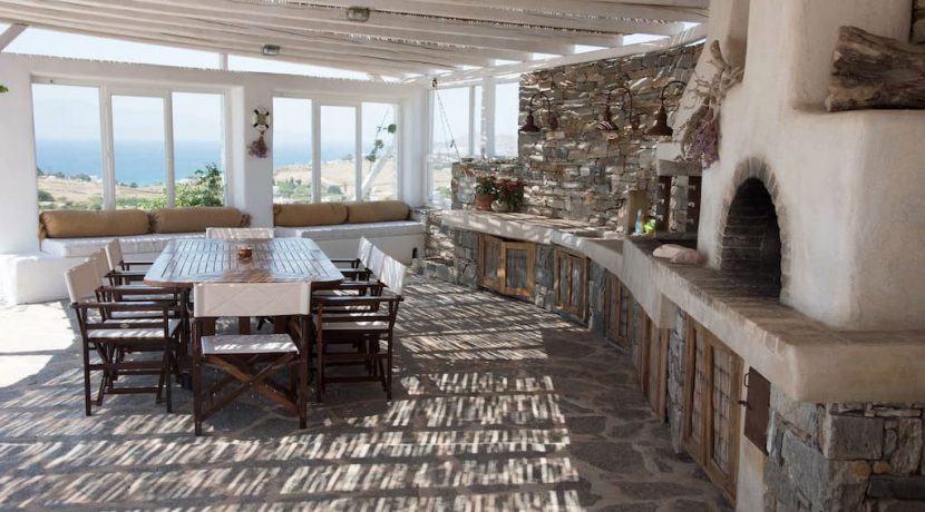 3 Houses Property With SEa View Paros 13