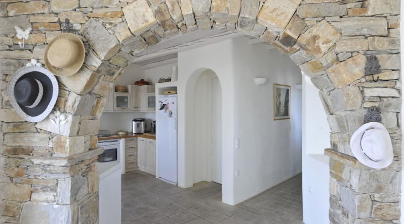 3 Houses Property With SEa View Paros 7