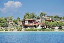 Amazing Seafront Villa Near Vourvourou Sithonia Halkidiki 11