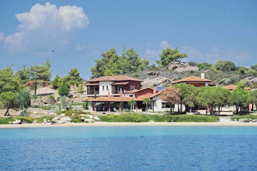 Super Villa for Sale at Diaporo Vourvourou, Sithonia Halkidiki