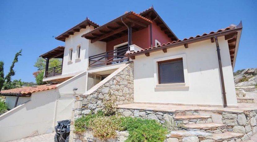 Amazing Seafront Villa Near Vourvourou Sithonia Halkidiki 16