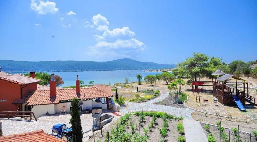 Amazing Seafront Villa Near Vourvourou Sithonia Halkidiki 26