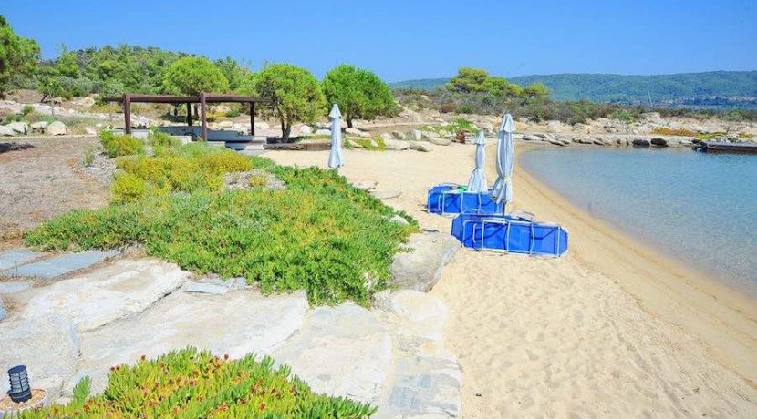 Amazing Seafront Villa Near Vourvourou Sithonia Halkidiki 3