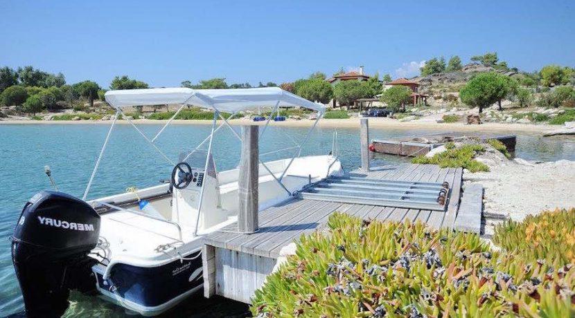 Amazing Seafront Villa Near Vourvourou Sithonia Halkidiki 6