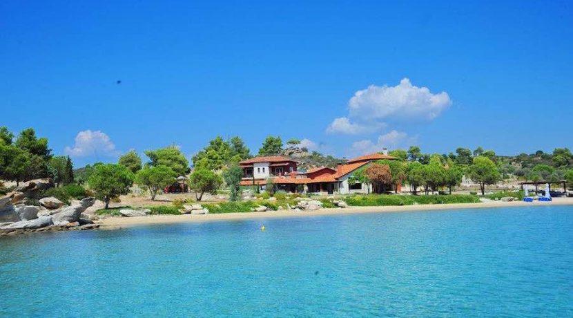 Amazing Seafront Villa Near Vourvourou Sithonia Halkidiki 7