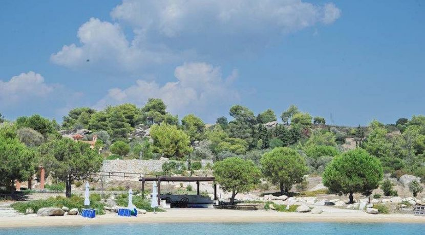 Amazing Seafront Villa Near Vourvourou Sithonia Halkidiki 9