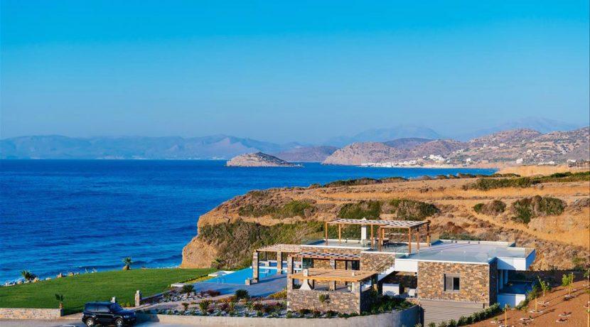 Amazing Seafront Villa at Crete 35