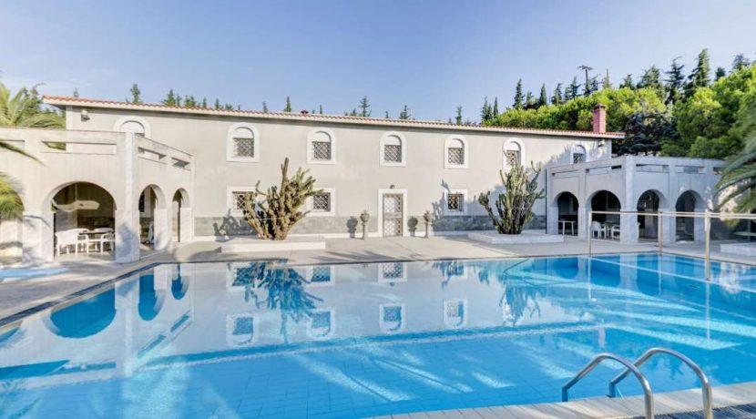 Big Seafront Villa for Sale Halkidiki Sithonia 11