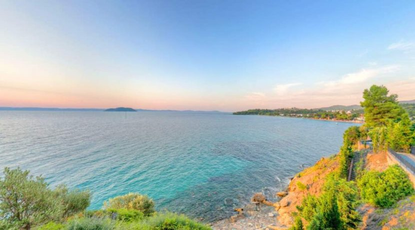 Big Seafront Villa for Sale Halkidiki Sithonia 5