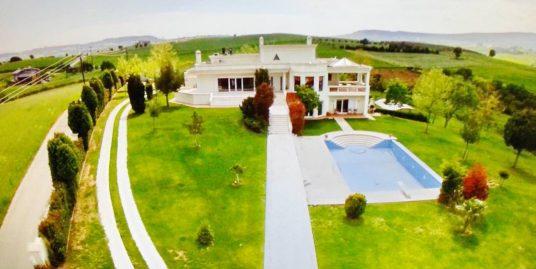 Villa of 600 sq.m at Thessaloniki, Thermi, Tagarades